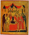Deposition of the Robe of Virgin Mary (XV c).jpg