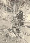 Карел, картина 1900 года