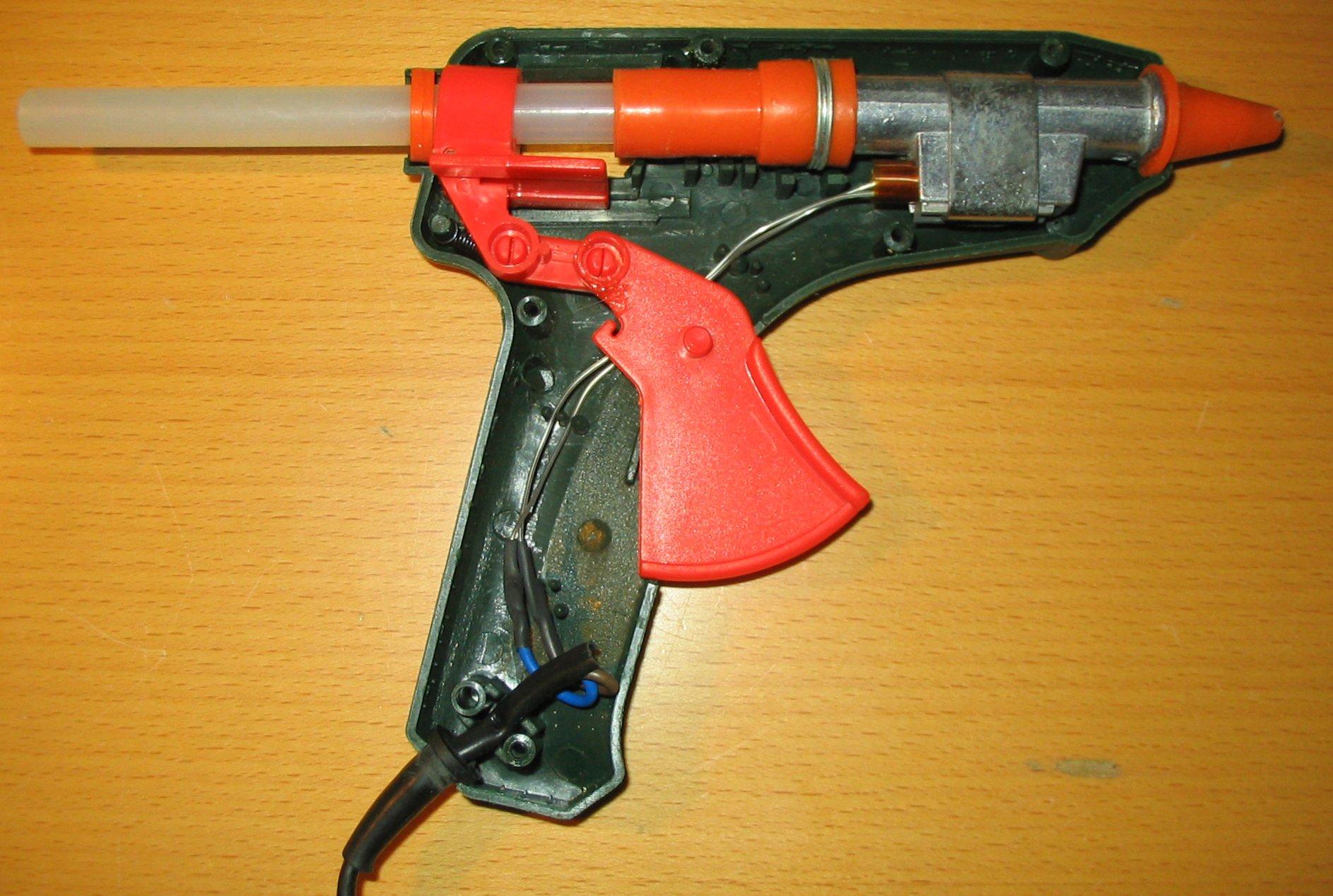 Термоклеевой пистолет ProConnect 12-0103