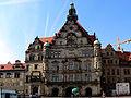 Дрезденский замок резиденция дрезден