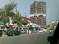 Sign indicating to keep Karachi clean.jpg