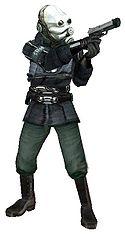 Солдат Гражданской обороны