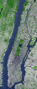 Манхэттен (Манхеттен), Нью-Йорк, США