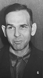 Амон Гёт, 1946г., незадолго до казни.