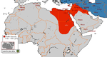 Bahri Dynasty 1250 - 1382 (AD).PNG