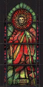 Аэдра-божественные существа  150px-Cathedralwindowarkay03