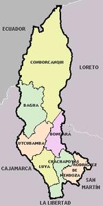 Амасонас (регион)