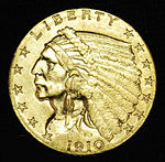 Quarter eagle 1910 obverse.jpg