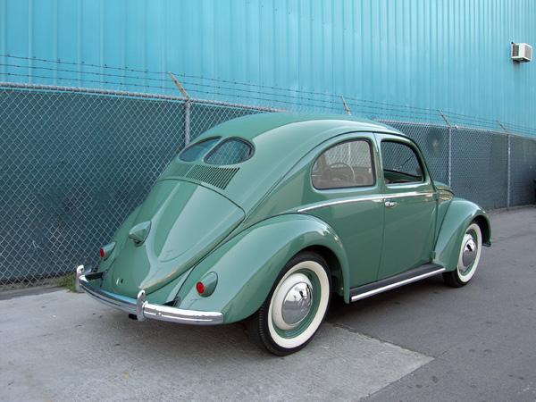 Volkswagen Käfer - это... Что такое Volkswagen Käfer?