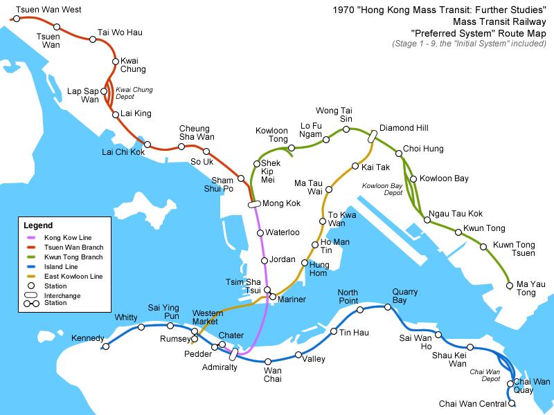 Схема 1970 г.
