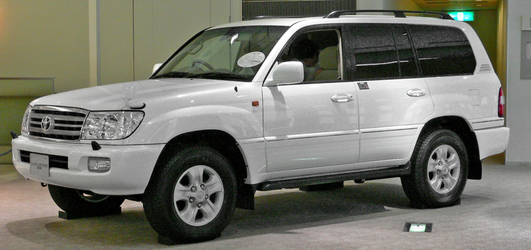 Toyota Land Cruiser - это... Что такое Toyota Land Cruiser?