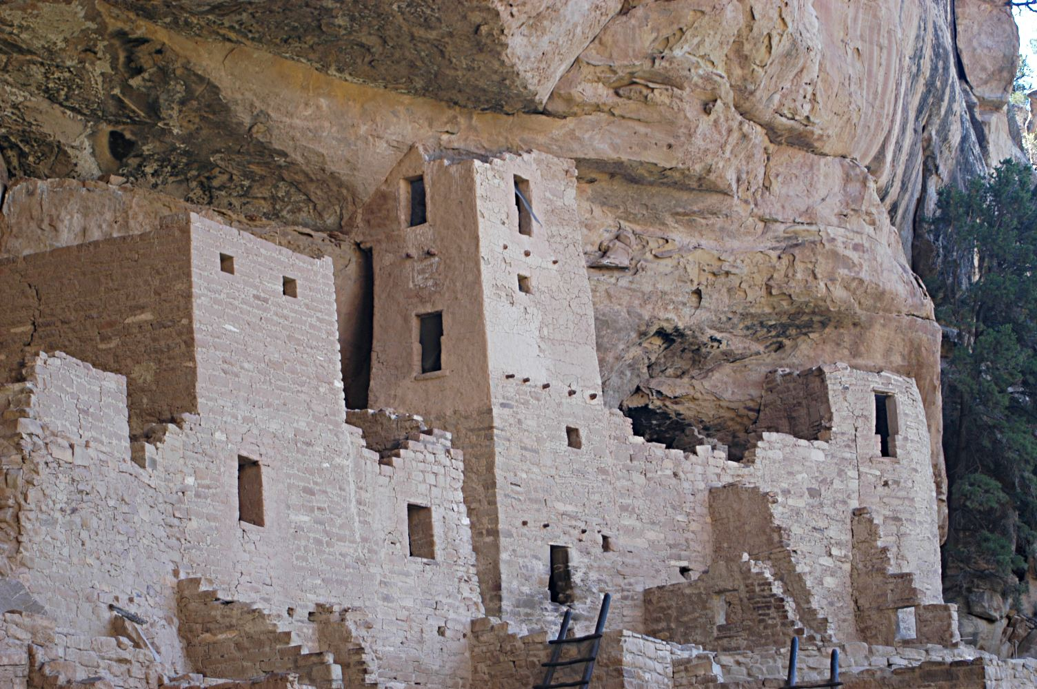 Скальный дворец анасази меса верде