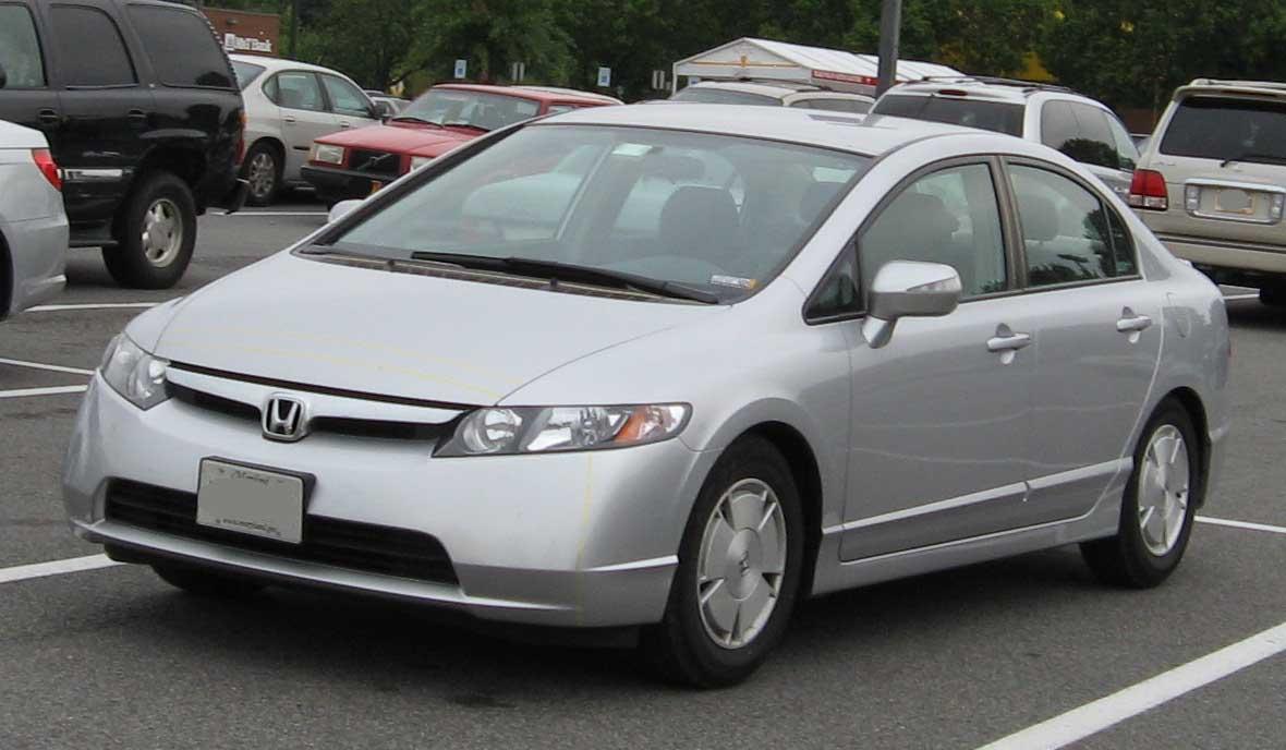 Хонда цивик 2006 фото