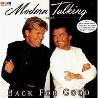 Обложка альбома «Back For Good» (Modern Talking,1998)