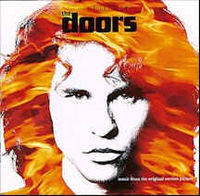 Обложка альбома «The Doors — Music From the Original Motion Picture)» (The Doors,1991)