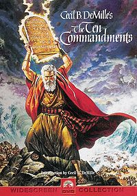 «Смотреть Онлайн Мультфильм Десять Заповедей» — 2006