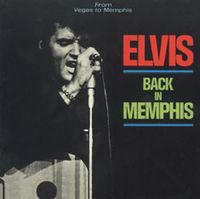 Обложка альбома «Back In Memphis» (Элвиса Пресли,1969)
