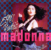 Обложка сингла «Express Yourself» (Мадонны, 1989)