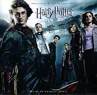 Обложка альбома «Саундтреки к фильму Гарри Поттер и Кубок огня» ()