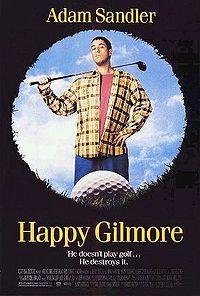 Счастливчик Гилмор (фильм) - это... Что такое Счастливчик ... адам сэндлер википедия