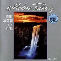 Обложка альбома «In The Garden Of Venus» (Modern Talking,1987)