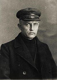 Ян Анвельт в 1925 году