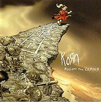 Обложка альбома «Follow The Leader» (Korn,1998)