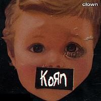 Обложка сингла «Clown» (Korn, 1995)