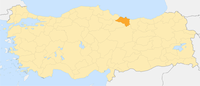 Locator map-Ordu Province.png