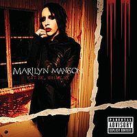 Обложка альбома «Eat Me, Drink Me» (Marilyn Manson,2007)