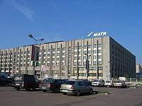 Здание МАТИ в Кунцево