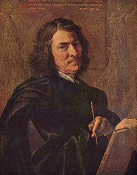 Автопортрет, 1649 год (Картинная галерея, Берлин)
