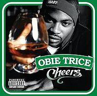 Обложка альбома «Cheers» (Оби Трайса,2003)
