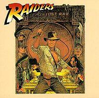 Обложка альбома «Искатели утраченного ковчега [Расширенное издание] Raiders of the Lost Ark [Expanded]» (Джона Уильямса,1995)