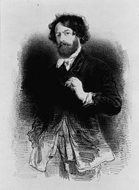 Автопортрет, 1842