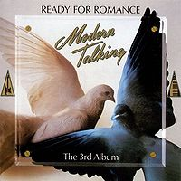 Обложка альбома ««Ready For Romance»» (Modern Talking, 1986)