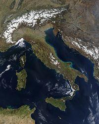 Горы Италии: список, фото. Отдых в горах Италии