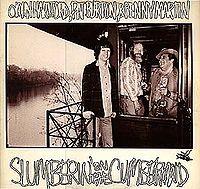 Обложка альбома «Slumberin' On The Cumberland» (Джона Хартфорда,1979)