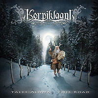Обложка альбома «Tales Along This Road» (Korpiklaani, 2006)