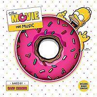 Обложка альбома «The Simpsons Movie: The Music» (2007)