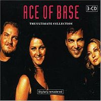 Обложка альбома «The Ultimate Collection» (Ace of Base,2005)
