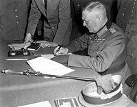 Акт капитуляции Германии - это... Что такое Акт капитуляции Германии?