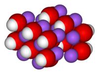Гидроксид натрия: химическая формула