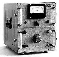 Детекторный СВЧ-ваттметр М3-5С