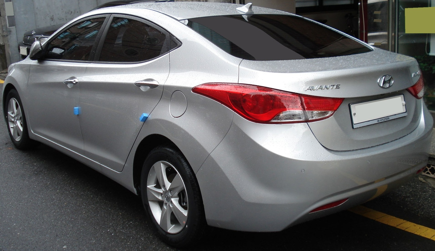 Hyundai Elantra - это... Что такое Hyundai Elantra?