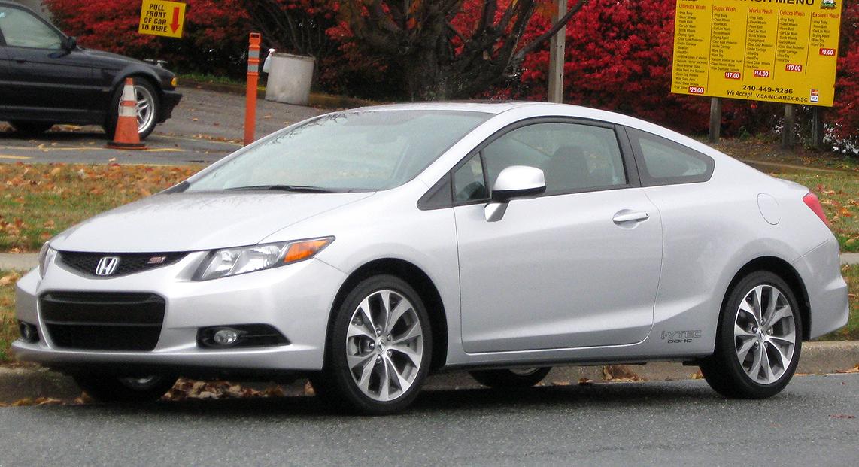 Хонда цивик 2011 фото