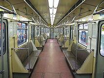 81-714 с отделкой салона под «Ясень», производства ЛМЗ им. Егорова