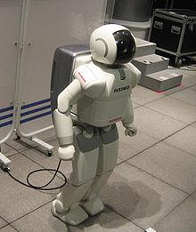 Asimo - робот-андроид от Honda