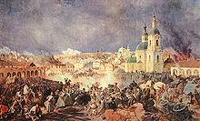 Вязьма (Россия): где находится, население, язык, водоемы