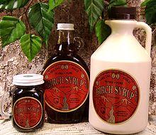 Все о полезных свойствах березового сока